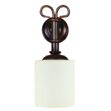 Ancient Bathroom Light Fittings tulip opal