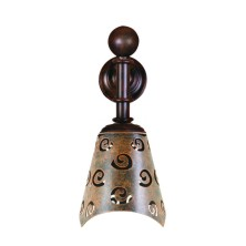 Forged iron Bathroom Light Fittings tulip