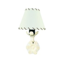 English vintage Bathroom Light Fittings ivory screen