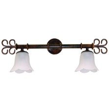Vintage Wall Lamps tulip waves