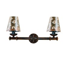 Very old Wall Lamps half screen