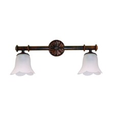 Country Wall Lamps tulip waves