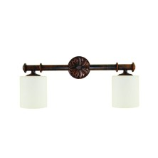 Country Wall Lamps tulip opal
