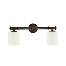 Iron Wall Lamps tulip opal