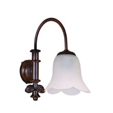Rustic design Light Fixtures tulip waves
