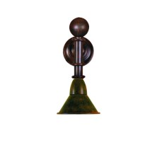 Forged iron Bathroom Light Fittings small tulip