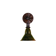 Country Bathroom Light Fittings small tulip