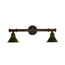 Very old Wall Lamps small tulip