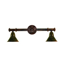 Country Wall Lamps small tulip
