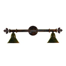 Rustic design Wall Lamps small tulip