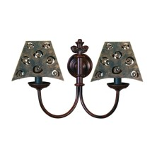 Rustic design Wall Light Fixture screen