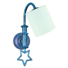 Star-shaped Bathroom Mirror Lights tulip opal